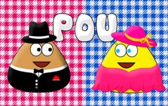 Pou Cute Virtual Pet